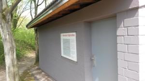Schutzhütte Töpferöfen